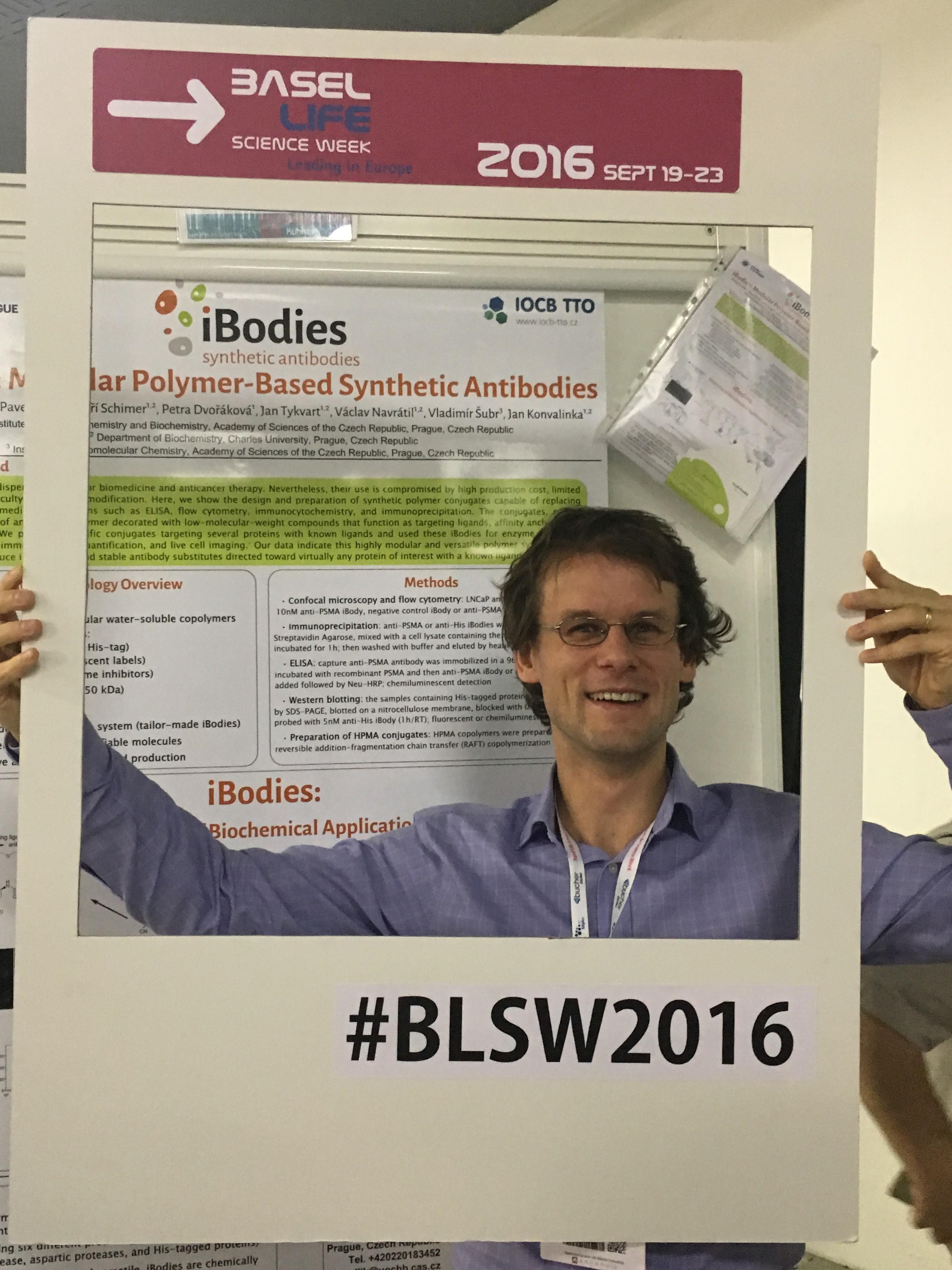 Tomas Knedlik at BLSW2016